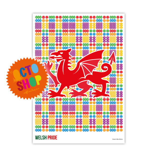 Welsh Pride poster