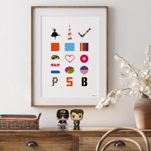 Pet Shop Boys icons